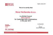 nova-varsavska-silver-partner-certificate